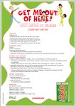 Get Me Out of Here! lesson plans (23 pages)