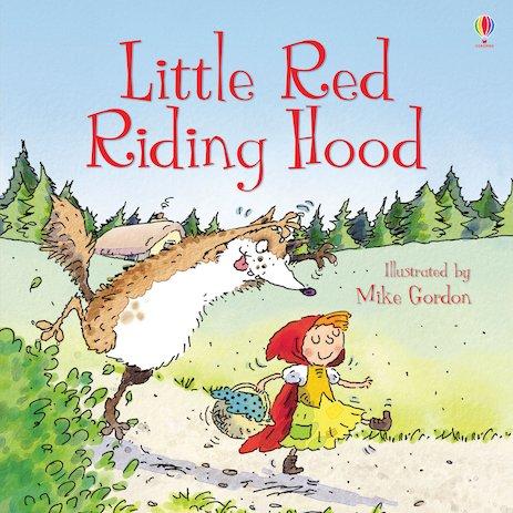 Usborne Picture Books Little Red Riding Hood Scholastic Shop