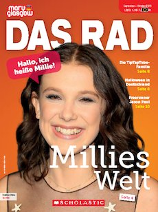 Das Rad Magazine cover