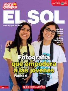 El Sol magazine cover
