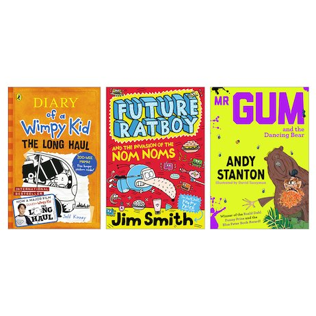 Pie Corbett's Independent Reading Packs: Year 4 Funny Stories Pack x 3