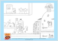 Tenfatsausages colouring uploaded 1899888