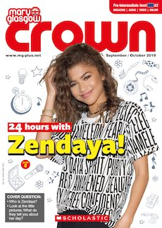 Crown Magazine cover