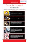 Road Safety Week – discussion starters
