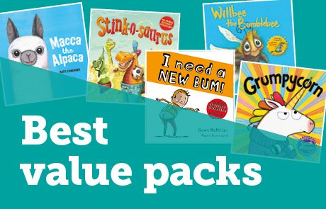 Book Club – 0-6 years - Scholastic Shop