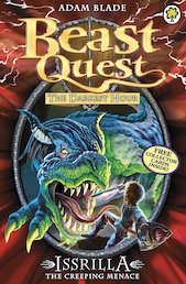 Beast Quest Series 12 Issrilla The Creeping Menace Scholastic Shop