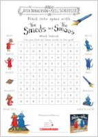 The Smeds and the Smoos word search