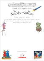 The Smeds and the Smoos draw your own alien