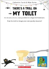 Troll on my toilet activity sheet 1 1906483