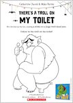 There's a Troll on my Toilet - Colouring Activity (1 page)