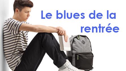 Le blues de la rentrée