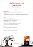 The Switching Hour by Damaris Young: lesson plans and activity sheets