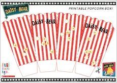 Daisy and bear popcorn box 1894639 1908983