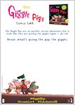 The Giggle Pigs activity sheet - drawing (1 page)