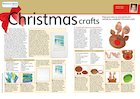 Christmas crafts – lesson plan