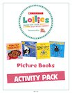 2020 Scholastic Lollies – Picture Books Activity Pack