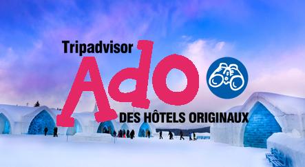 TripAdvisor Ado : hôtels