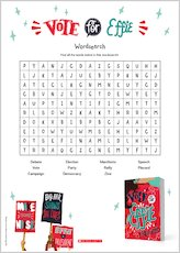 Voteforeffie activity wordsearch 1915912