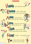 Healthy - poster (1 page)