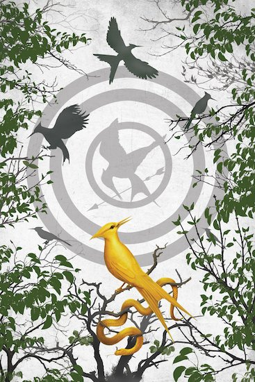 The Hunger Games: The Ballad of Songbirds and Snakes Journal - Scholastic  Shop