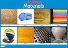 Materials photo poster