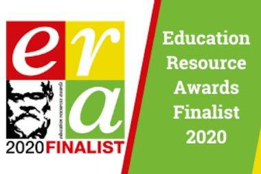 education resource awards finalist 2020 blog tile
