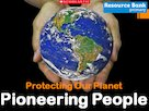 Home Learning: Protecting Our Planet – Pioneering People
