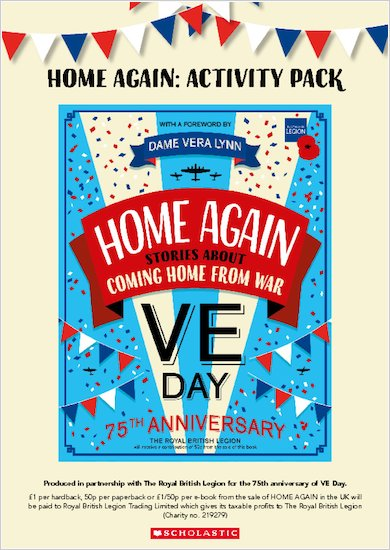 Home Again Activity Pack