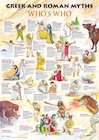Greek and Roman myths – Who's who poster
