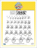 How 2 Draw: Piggy