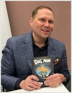 Photo of Dav Pilkey