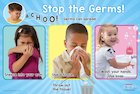 Stop the Germs! Poster