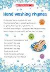 Hand washing rhymes