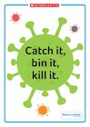 Stop the spread of germs flashcards