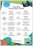 Rex the Rhinoceros Beetle Garden Scavenger Hunt (2 pages)