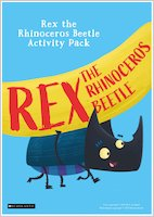 Rex the Rhinoceros Beetle Activity Pack