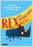 Rex the Rhinoceros Beetle Activity Pack (6 pages)