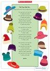 'Put your hat on…' poem