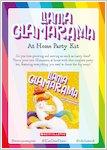 Llama Glamarama At Home Party Kit (24 pages)