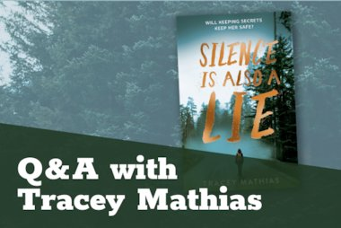 Q&A with Tracey Mathias