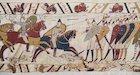 William the Conqueror invaded England.