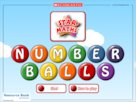 Number balls – interactive game