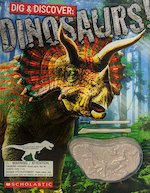 Books Dig and Discover Dinosaur