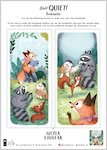 Shhh! Quiet! Downloadable Bookmarks (1 page)