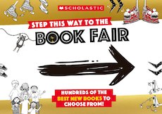 Scholastic Book Fair Arrows Autumn 2020