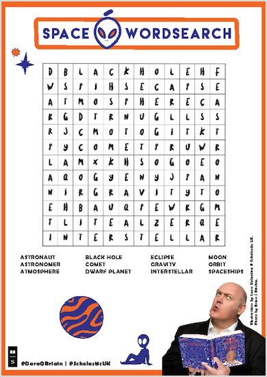 Is There Anybody Out There? Activity Pack