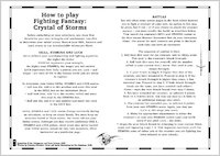 How to Play Crystal of Storms