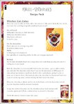 Malice in Underland Recipe Pack (3 pages)