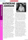 Profile on the Life and Work of Katherine Johnson (KS1)