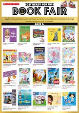 Scholastic Book Fairs Pre-Browse Order Form